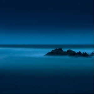 blue ocean sea photograph